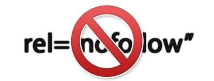 Liên kết với thuộc tính nofollow