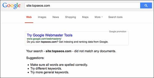 Trang web bị trừng phạt hoặc bị chặn bởi Google