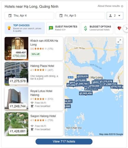 Kết quả tìm kiếm trong Snack Pack - Khách sạn tại Hạ Long